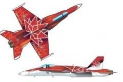 Canada 150 CF-18