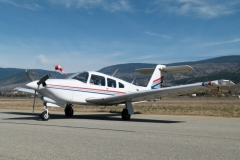 Turbo Arrow in Penticton