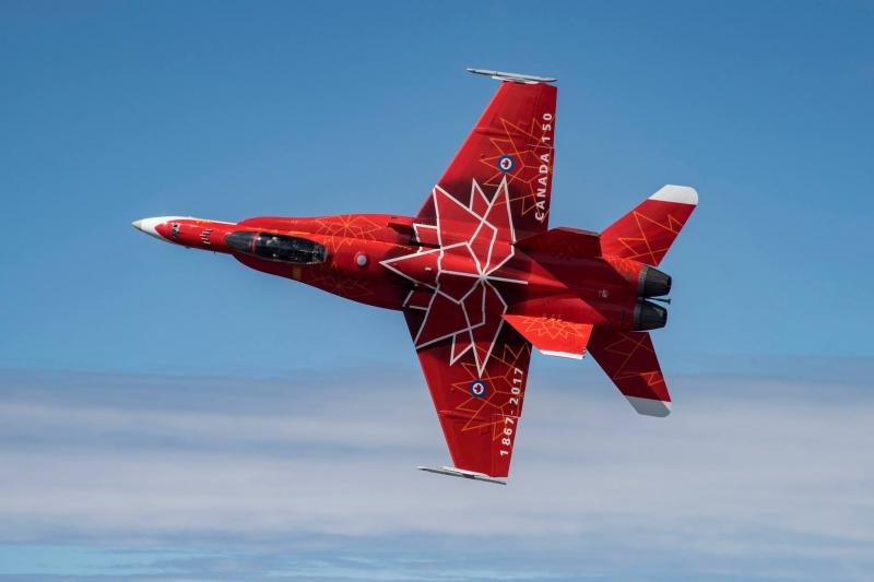 Canada-150-CF-18-1